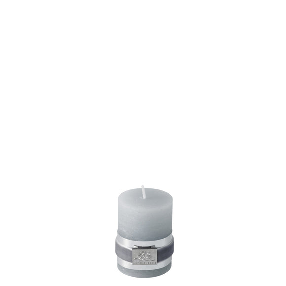 Candle Small - Light Grey