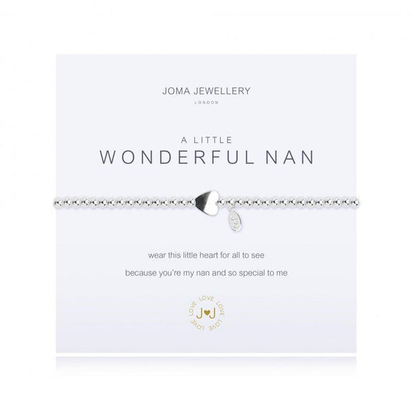 Joma Jewellery - A Little - Wonderful Nan