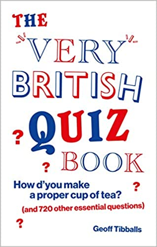 Very British Quiz Book