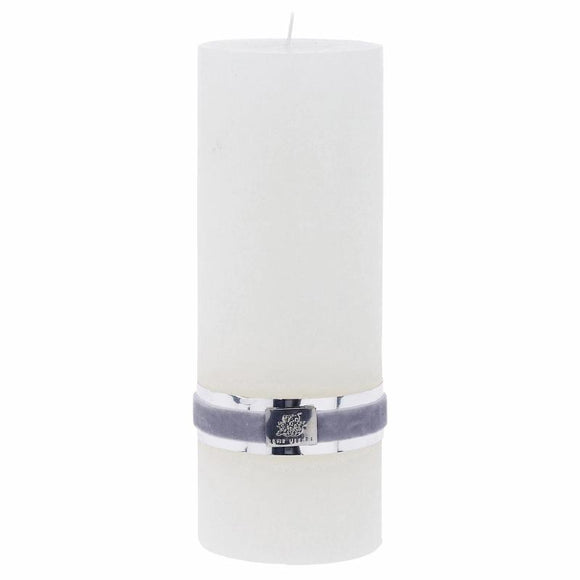 Candle Large - White