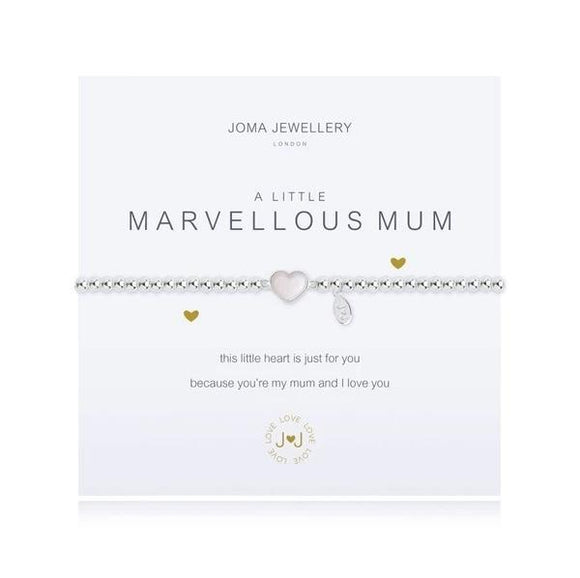 Joma Jewellery - A Little - Marvellous Mum