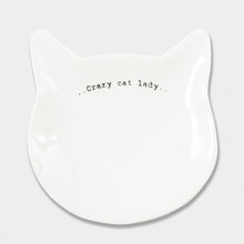 Load image into Gallery viewer, East of India - Dish - Crazy Cat Lady