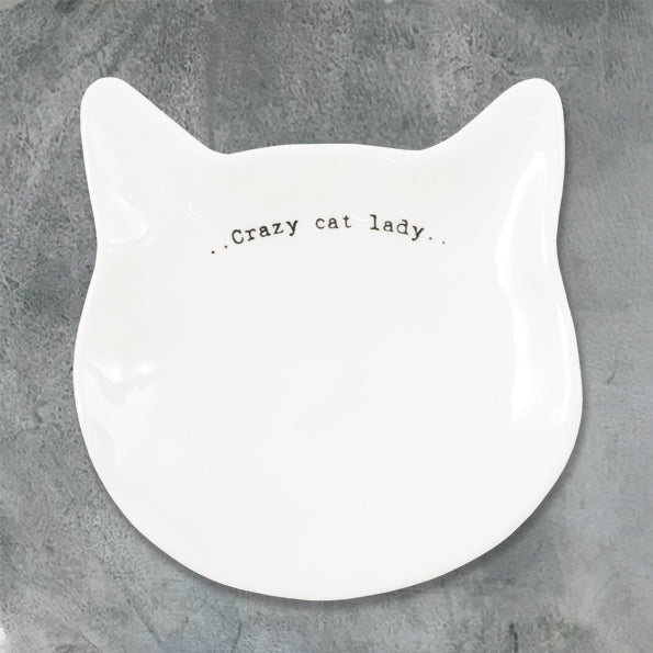East of India - Dish - Crazy Cat Lady
