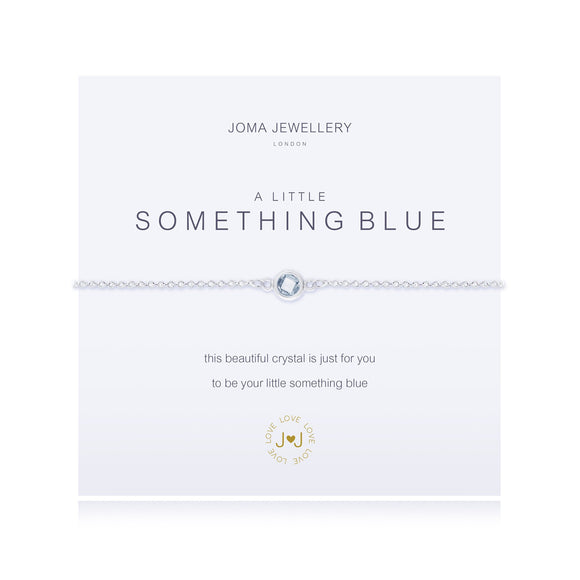 Joma Jewellery - A Little - Something Blue