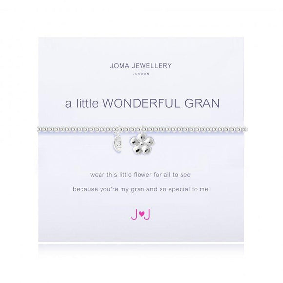 Joma Jewellery - A Little - Wonderful Gran