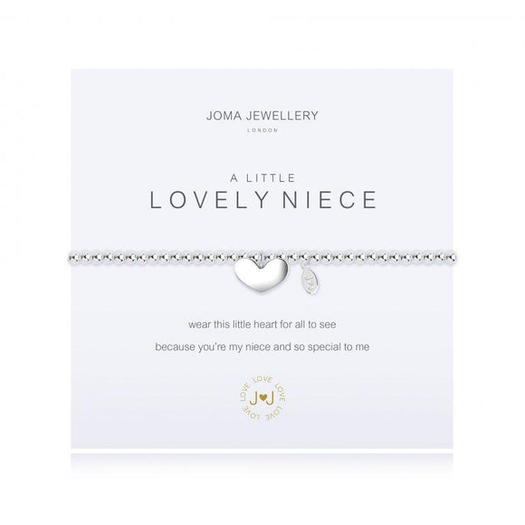 Joma Jewellery - A Little - Lovely Niece