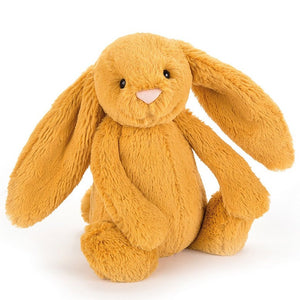 Bashful Saffron Bunny Medium