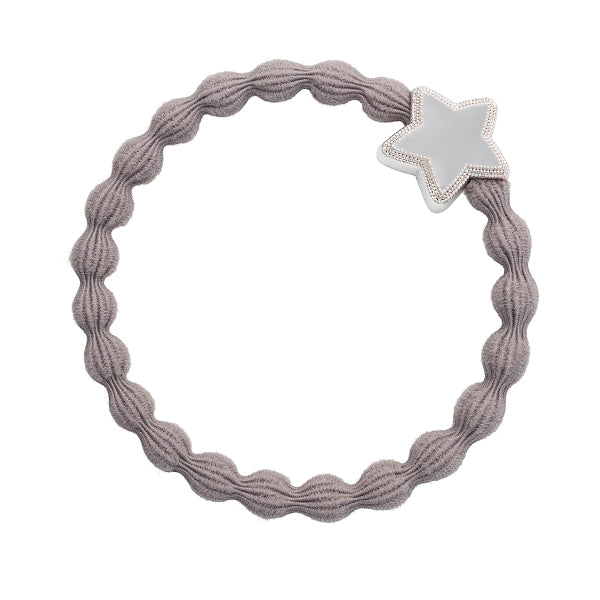 Enamel Star - Cloudy Grey Hairband