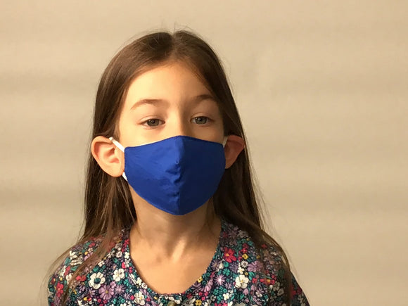 Face Masks (Toddler) Blue