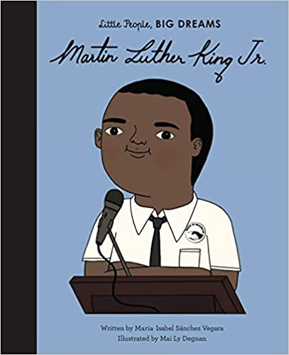 Little People Big Dreams: Martin Luther