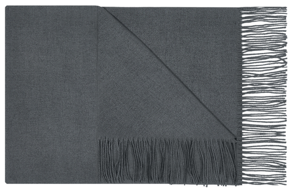 Dark Grey - Scarf