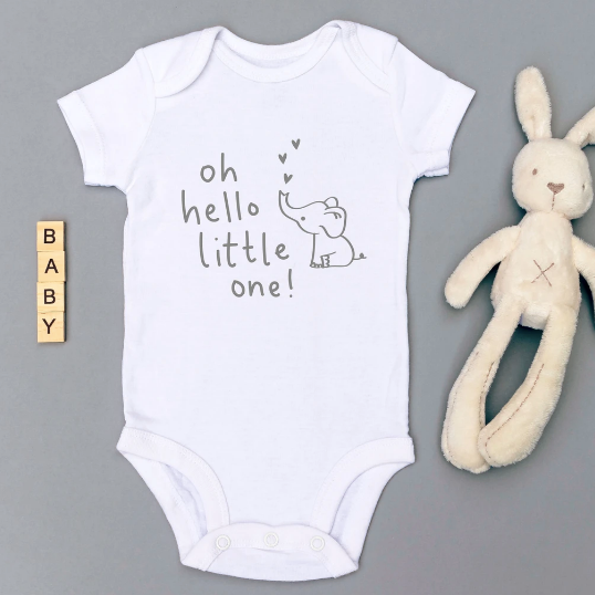 Babygrow - Little One - White