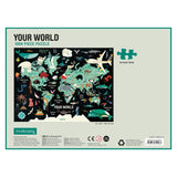 Your World 1000 Piece Family Puzzle
