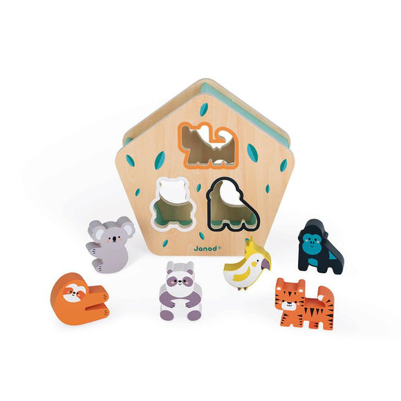 Animal Shape Sorter