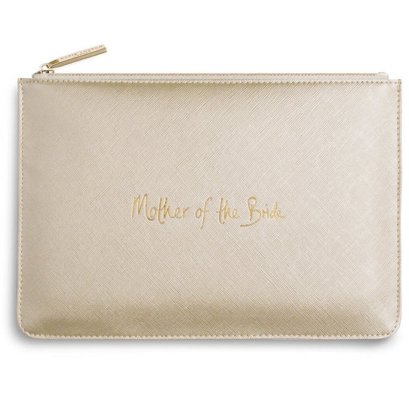 Katie Loxton - Pouch - Gold - Mother of The Bride