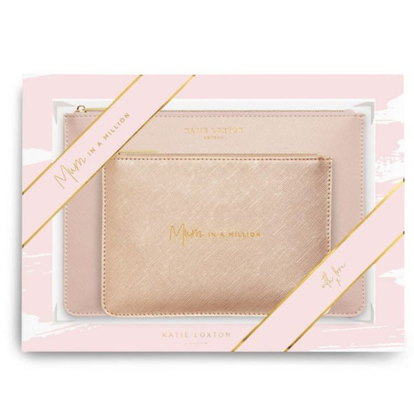 Katie Loxton - Perfect Pouch Set - Mum in a Million