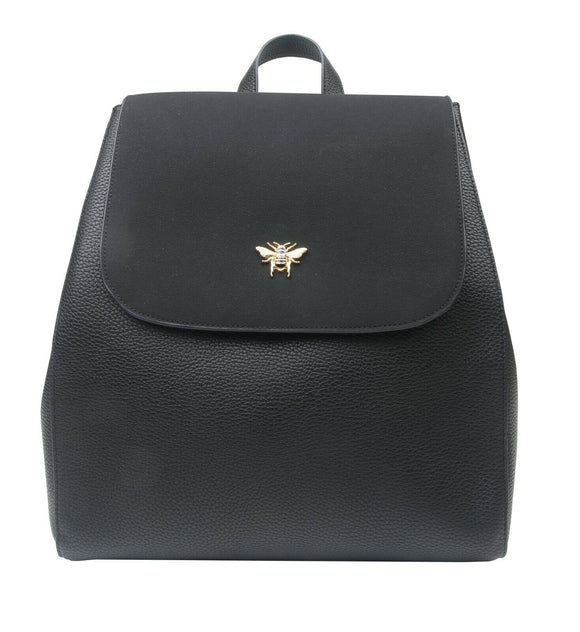 Alice Wheeler Backpack - Black