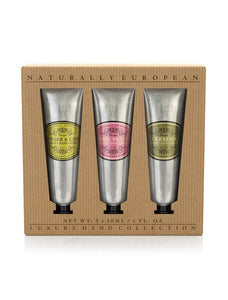 Naturally European - Mini Hand Cream Collection