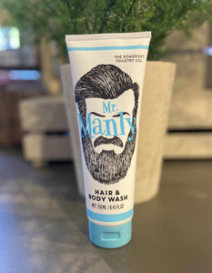 Mr Hair & Body Wash - Manly