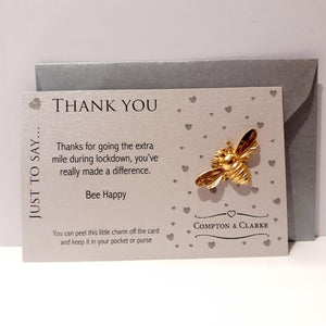 Thank You - Bee Happy