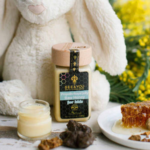 Gelée Royale & Propolis in Honig - Bee and You Deutschland