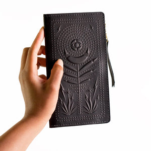 Night Safari Zip Wallet