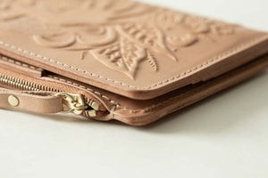 Kingdom of Shades Zip Wallet