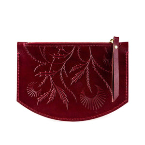 Cosmic Thistle Coin Pouch
