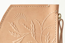 Load image into Gallery viewer, Cosmic Thistle Coin Pouch