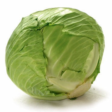 Cabbage GREEN- Per Head
