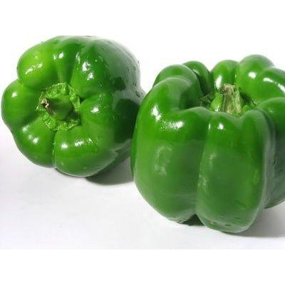 Peppers Green- 2lbs