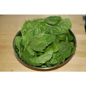 Spinach Baby- 2.5lbs- Per Bag