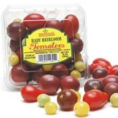 Tomato Mixed Cherry Baby Heirloom- Per Container