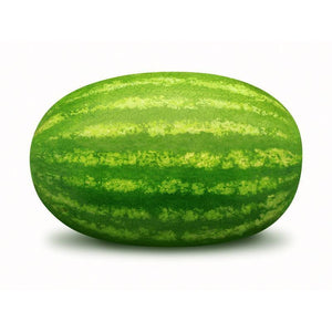 Watermelon- Red Round Seedless-Per Melon