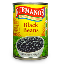 Load image into Gallery viewer, Beans BLACK BEANS 15.5oz Per Can