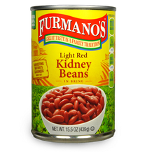 Load image into Gallery viewer, Beans LIGHT RED KIDNEY BEANS 15.5oz Per Can