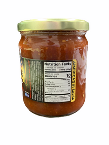 Hot SALSA SPYCE 16oz Container