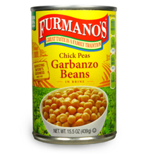 Load image into Gallery viewer, Beans Chick Peas GARBANZO BEANS 15.5oz Per Can