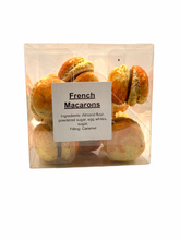 Load image into Gallery viewer, French Macarons CARAMEL Mini Box