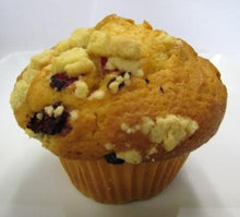 Load image into Gallery viewer, Muffins CRANBERRY ORANGE 12 Per Box