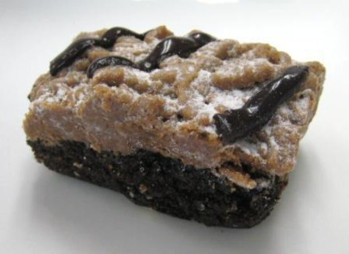 Cake DOUBLE CHOCOLATE CRUMB 20 Slices Per Cake