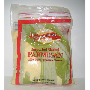 PARMESAN Grated Cheese-5lb Per Bag