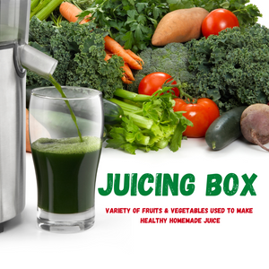 1 Assorted JUICING Box
