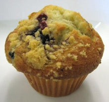 Load image into Gallery viewer, Muffins MIXED BERRY 12 Per Box