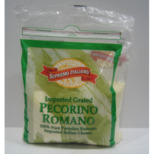 Load image into Gallery viewer, PECORINO ROMANO Grated Cheese-5lbs Per Bag