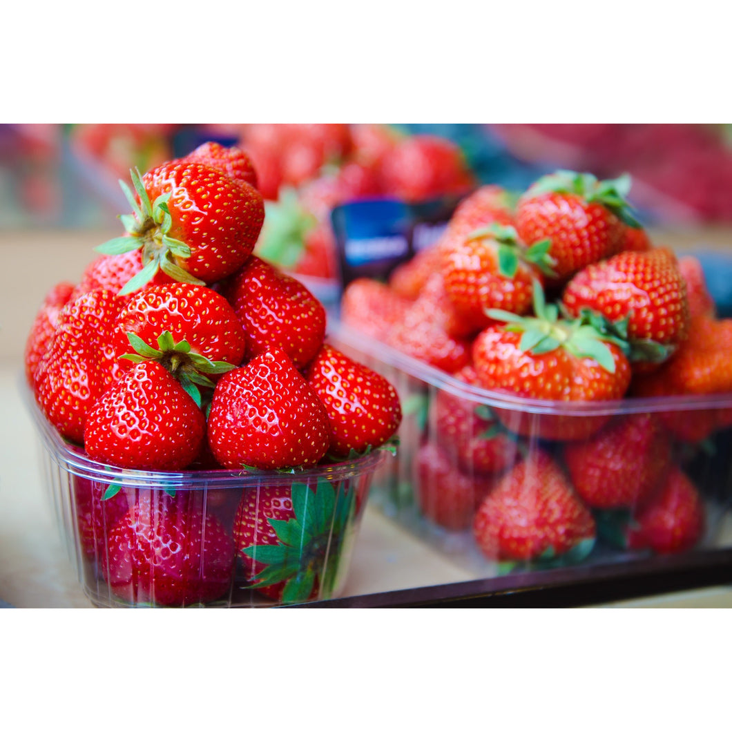 Strawberries- Per Container