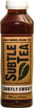 Load image into Gallery viewer, Iced Tea SUBTLE TEA VARIETY PACK 12/16oz  Bottles