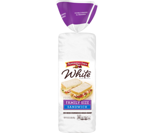 Bread WHITE SLICED FAMILY STYLE Pepperidge Farm
