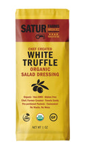 Load image into Gallery viewer, Dressing WHITE TRUFFLE Satur Farms ORGANIC 6/1oz Pack