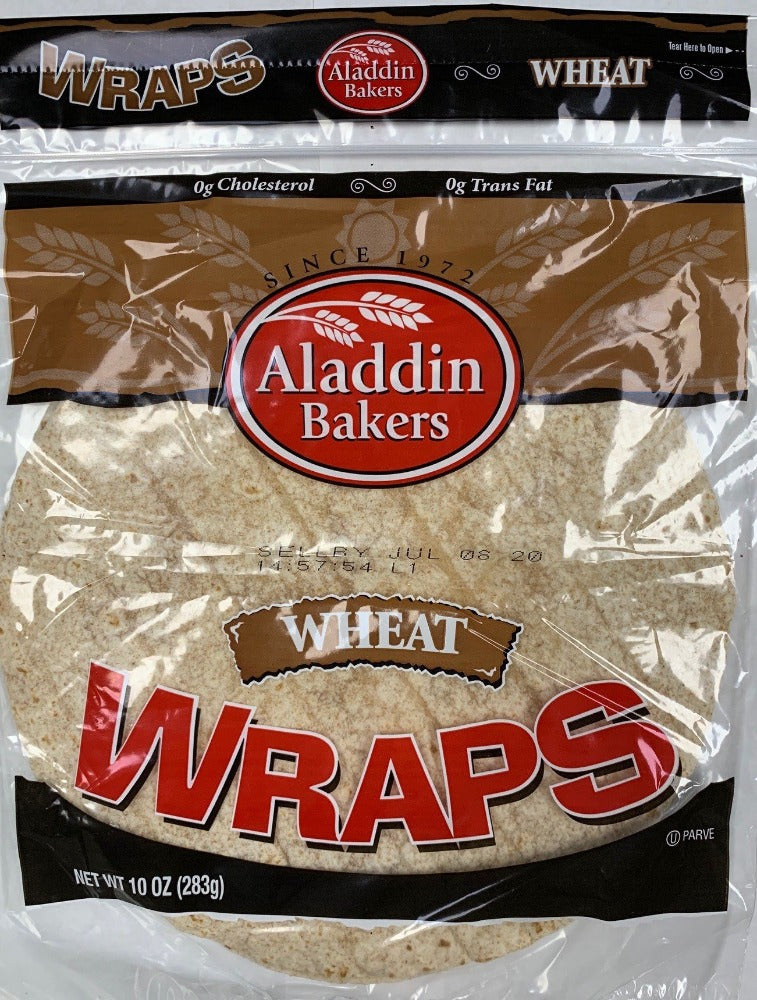 Wraps WHEAT 5 Count Per Pack
